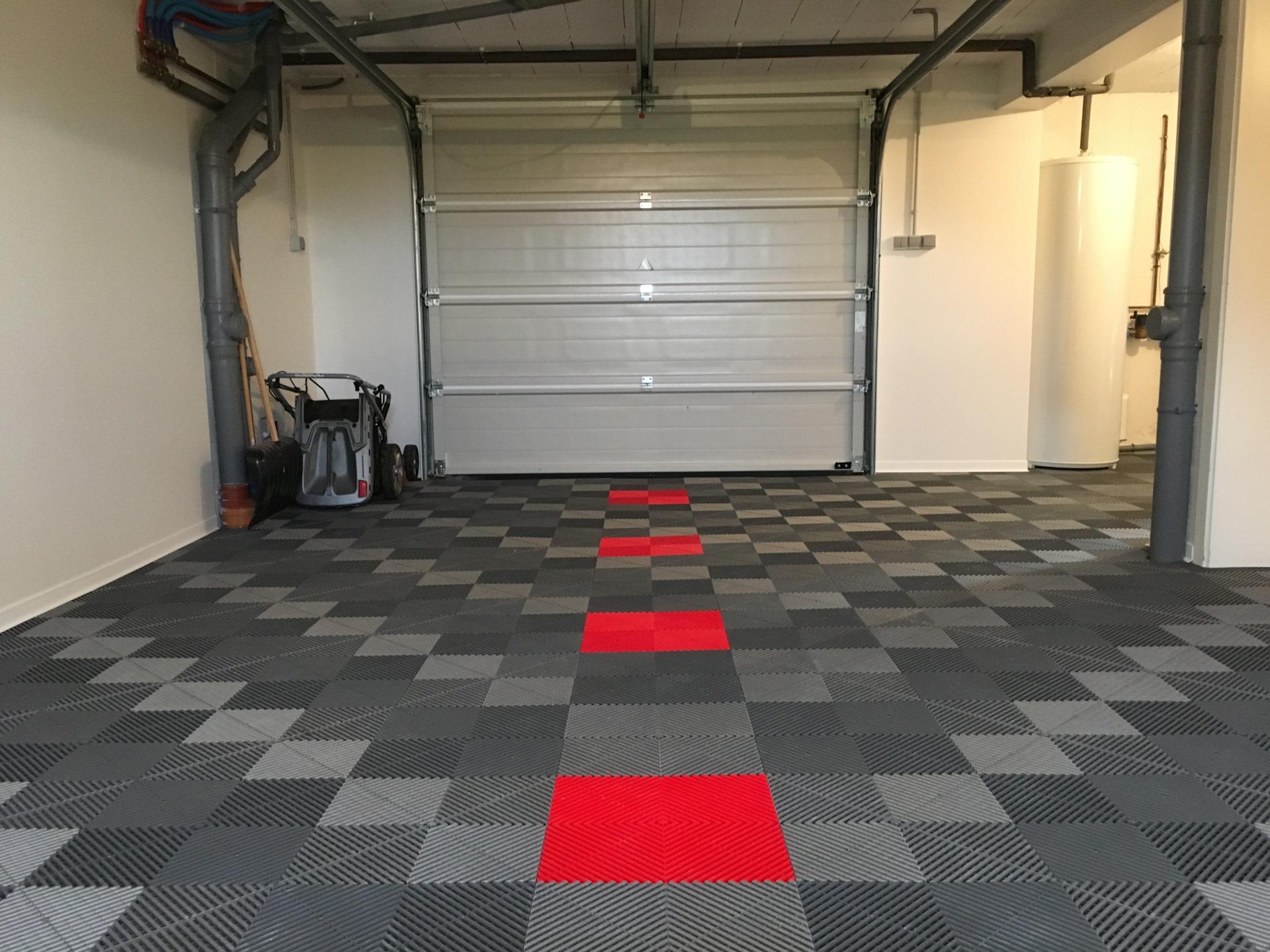 Revêtement de sol pour garage Alsace - Atelier Peintures et Matières