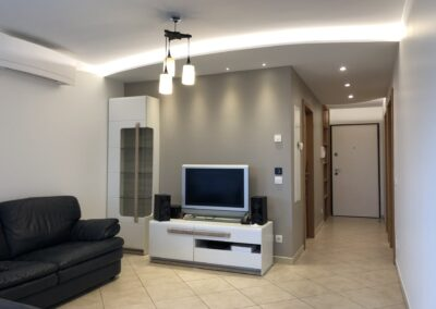 plafond lumineux avec LED