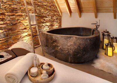 salle de bain détente
