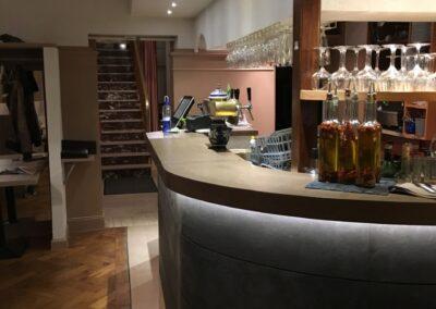 décoration bar