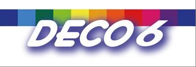 deco6  : partenaire d'Atelier Peinture et Matières