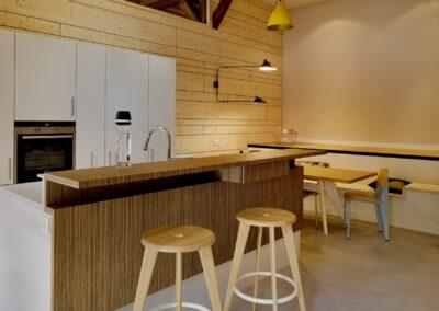décoration intérieure bois