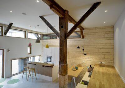 décoration bois intérieur